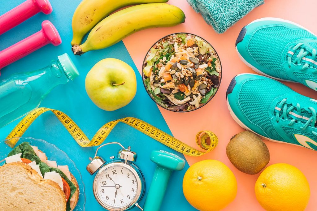 aliments salle sport