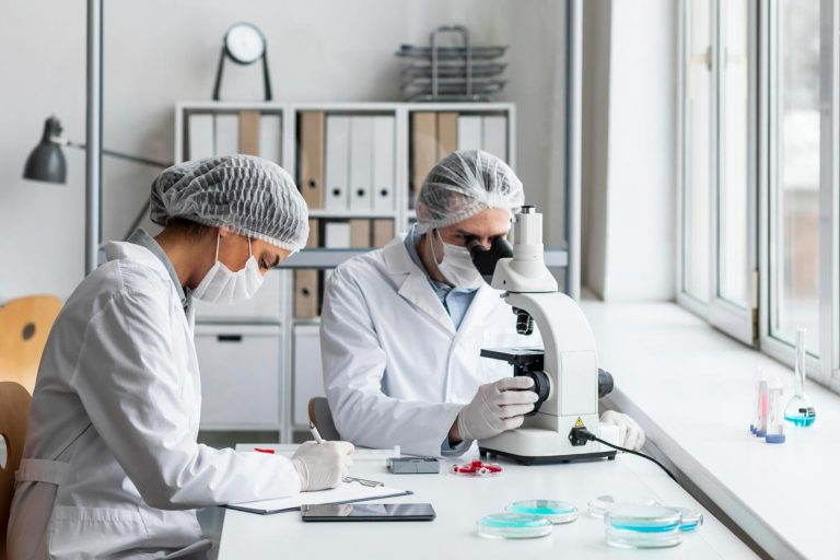 controle qualité laboratoire